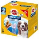 Pedigree Multipack Dentastix Mediano 56 uds