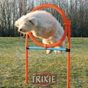 Trixie Anillo salto Agility, 115×ø 3cm, ø 65 cm, az./nar.