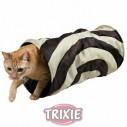 Trixie Túnel juego, Nylon, ø 25x50 cm