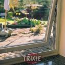Trixie Malla metálica ventanas,, 62x16/8 cm, blanco