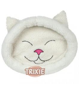 Trixie Cama Mijou, 48 × 37 cm, Crema para gato