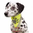 Trixie Pañuelo Reflectante Seguridad, L-XL para perro