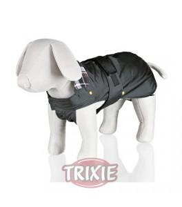 Trixie Capa Paris L 55 cm negro para perro