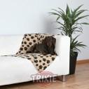 Trixie Manta afelpada Beany, 100x70 cm, Beige