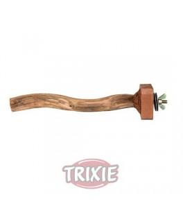 Trixie Percha, liana, 25cm,ø 12-25mm, Ligera, con fijacións