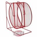 Trixie Noria giratoria de metal para roedores,ø 17 cm