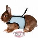 Trixie Set de arnes y correa para roedores y conejos