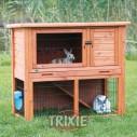 Trixie Caseta Natura para roedores con nido y rampa, 116×97×63 cm