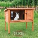 Trixie Caseta Natura para conejos, 116×92×63 cm