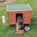 Trixie Caseta Natura para conejos, 60x47x50 cm