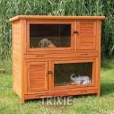 Trixie Caseta Natura con aislamiento para roedores, 116x113x65cm