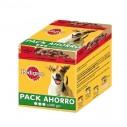 Pedigree Perro Multipack Buey Tarrina 3x300g